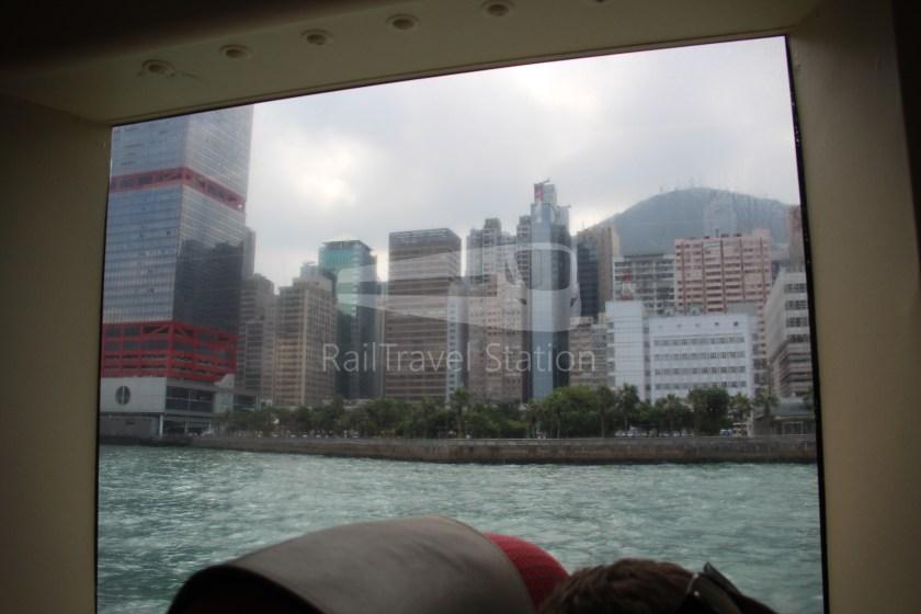 TurboJET Hong Kong Macau Ferry Terminal Macau Outer Harbour Ferry Terminal 040