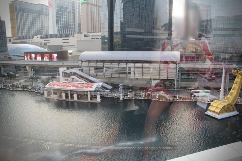 Wynn Palace Dragon SkyCab Cotai Leste LRT Station Wynn Palace 018