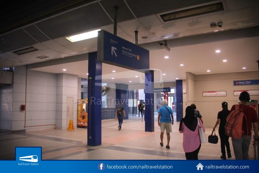 Abdullah Hukum LRT & KTM – KL Eco City – The Gardens Mid Valley Link Bridge 010