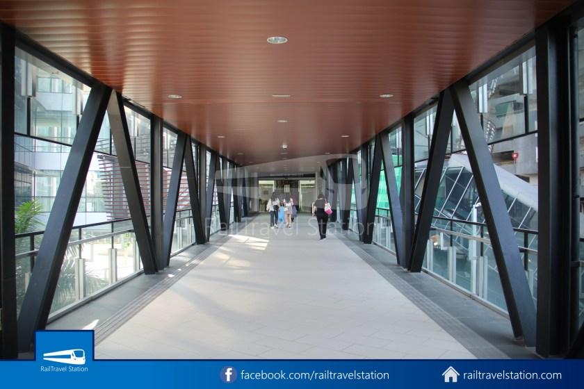 Abdullah Hukum LRT & KTM – KL Eco City – The Gardens Mid Valley Link Bridge 024