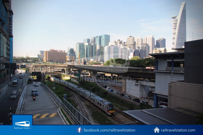 Abdullah Hukum LRT & KTM – KL Eco City – The Gardens Mid Valley Link Bridge 025