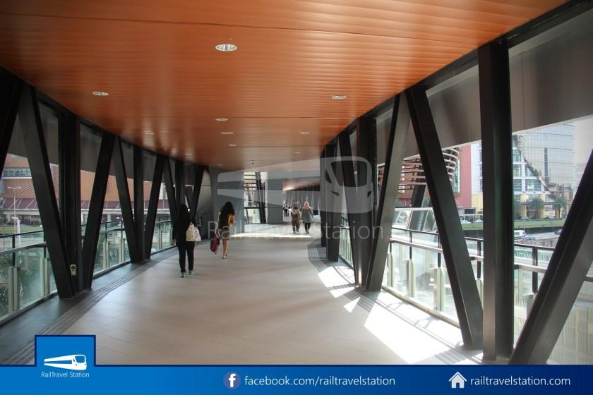 Abdullah Hukum LRT & KTM – KL Eco City – The Gardens Mid Valley Link Bridge 031