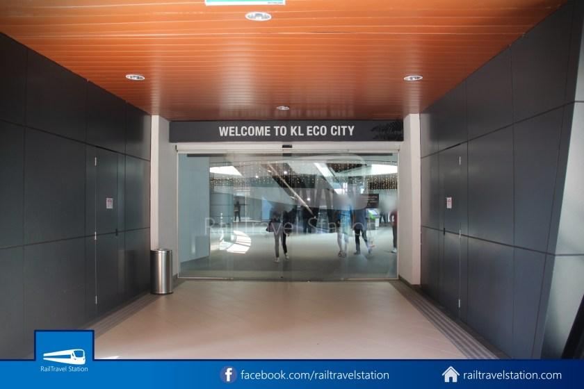 Abdullah Hukum LRT & KTM – KL Eco City – The Gardens Mid Valley Link Bridge 032