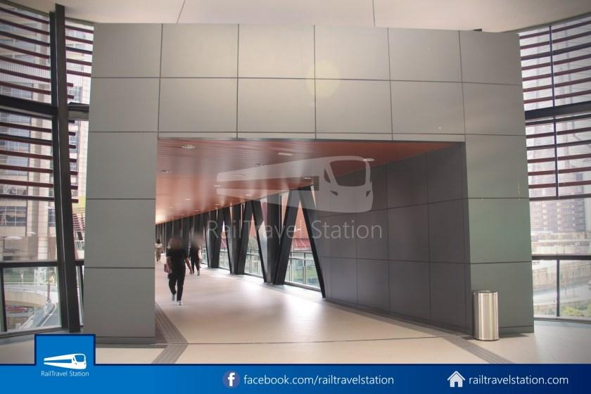 Abdullah Hukum LRT & KTM – KL Eco City – The Gardens Mid Valley Link Bridge 033