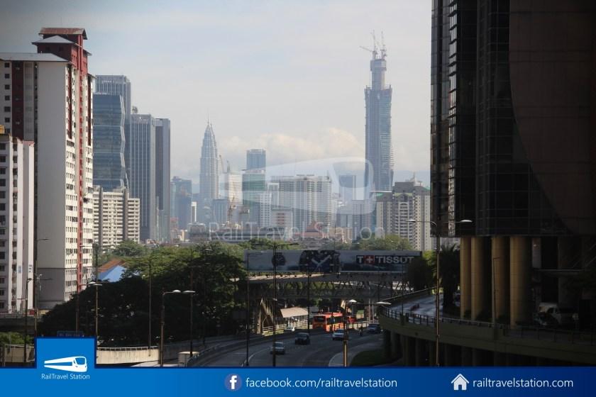 Abdullah Hukum LRT & KTM – KL Eco City – The Gardens Mid Valley Link Bridge 037