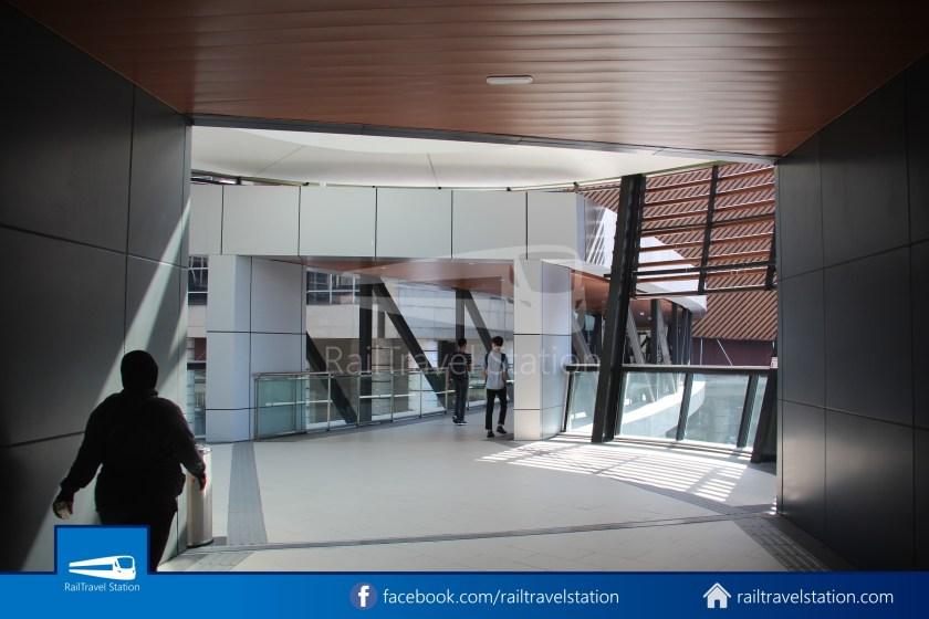 Abdullah Hukum LRT & KTM – KL Eco City – The Gardens Mid Valley Link Bridge 040