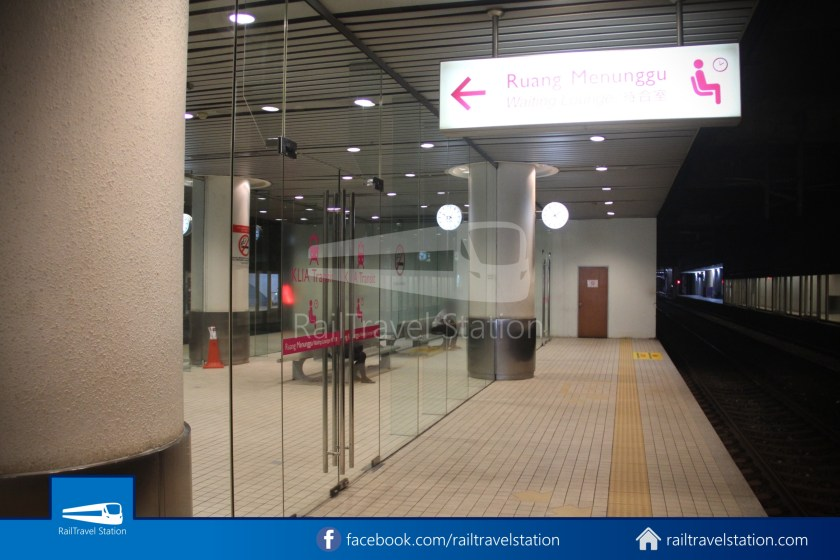 KLIA Transit KL Sentral Putrajaya 012