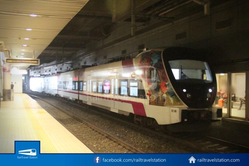 KLIA Transit KL Sentral Putrajaya 013