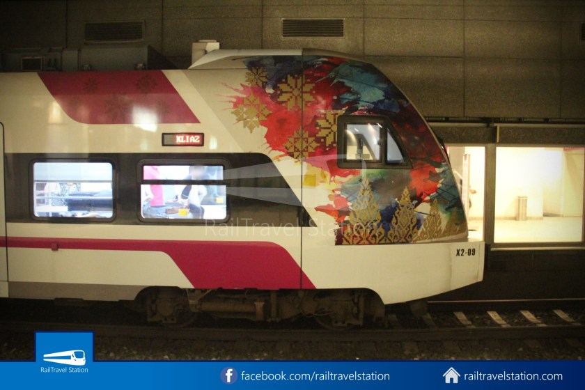 KLIA Transit KL Sentral Putrajaya 015