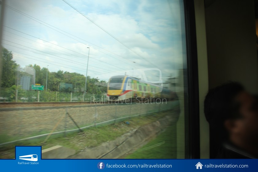 KLIA Transit KL Sentral Putrajaya 037