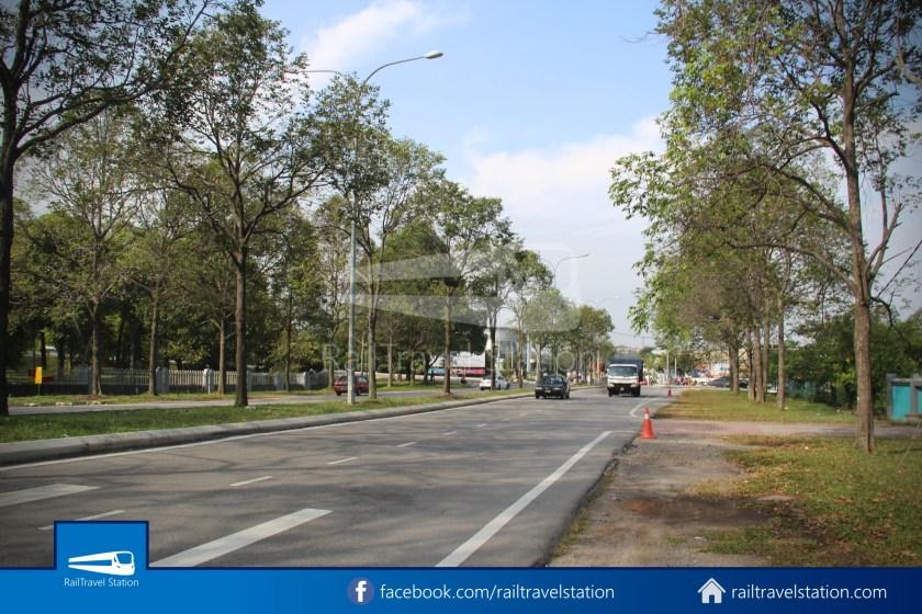 MRT SBK Line Feeder Bus T462 Kajang MRT KIPMall Bangi 011
