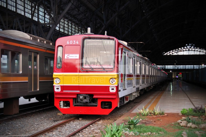 Musashino Line 205 Series Tanjung Priok 017