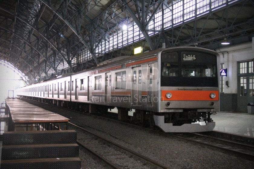 Musashino Line 205 Series Tanjung Priok 026