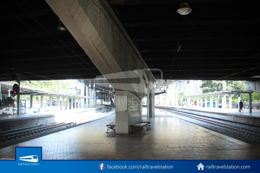 Pasar Seni LRT – Kuala Lumpur KTM Link Bridge 002