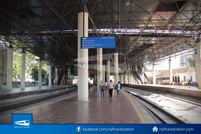 Pasar Seni LRT – Kuala Lumpur KTM Link Bridge 005