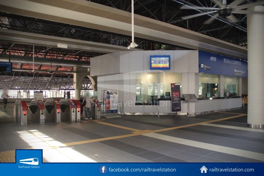 Pasar Seni LRT – Kuala Lumpur KTM Link Bridge 016