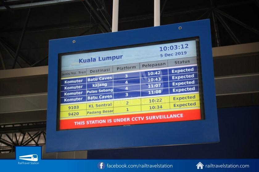 Pasar Seni LRT – Kuala Lumpur KTM Link Bridge 018