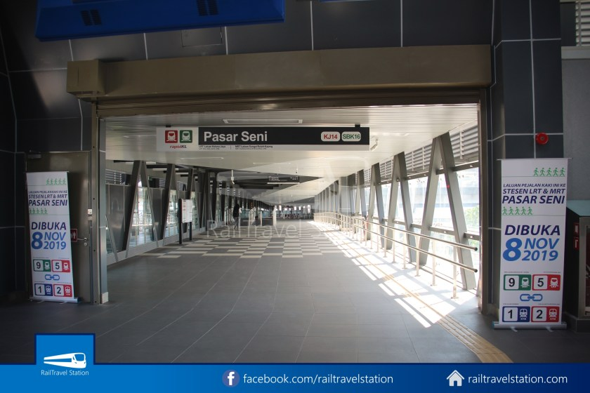 Pasar Seni LRT – Kuala Lumpur KTM Link Bridge 020