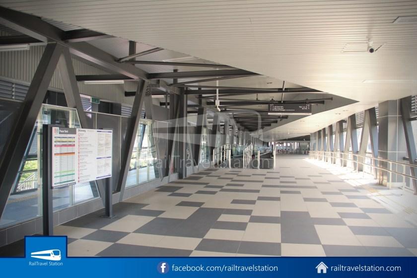 Pasar Seni LRT – Kuala Lumpur KTM Link Bridge 021