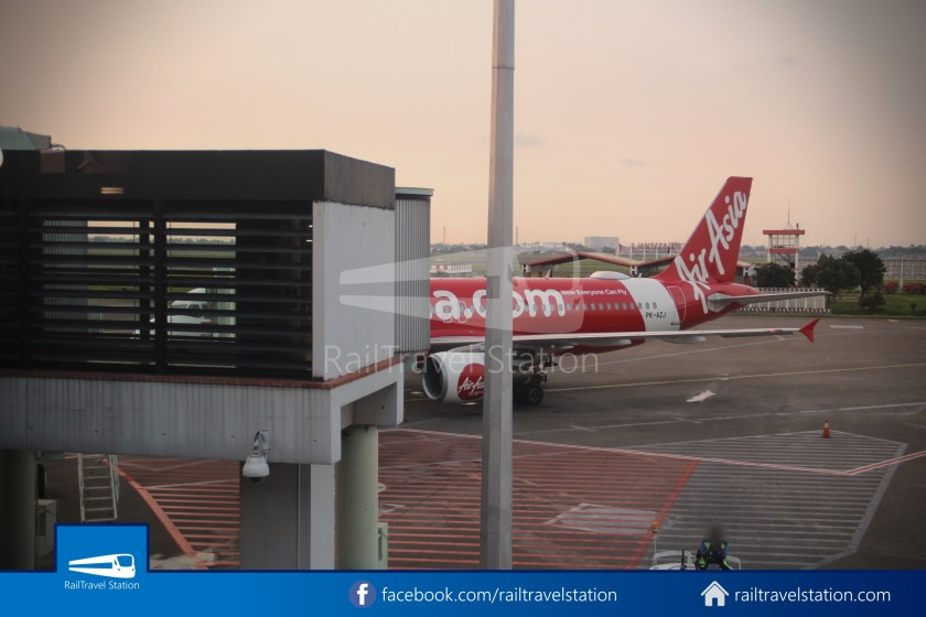 Indonesia AirAsia QZ268 CGK SIN by Car 020