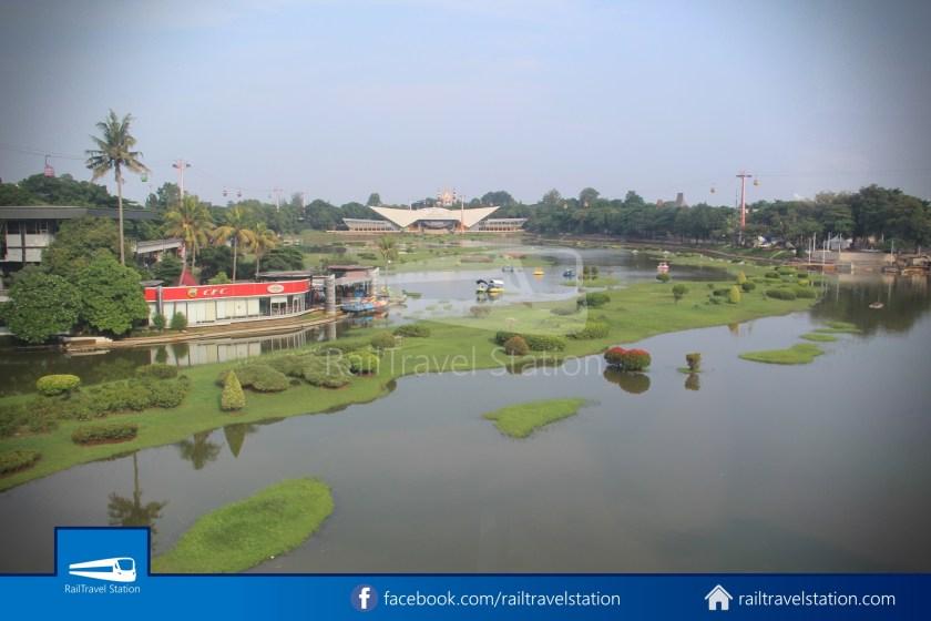 TMII Aeromovel Taman Wisata 062