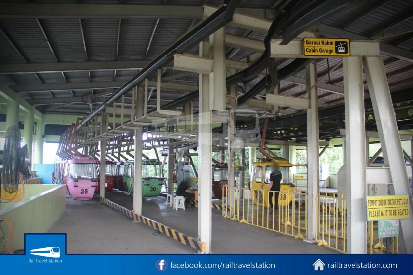 TMII Cable Car Terminal A 010