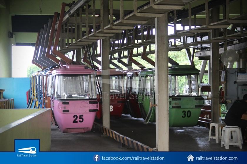 TMII Cable Car Terminal A 011