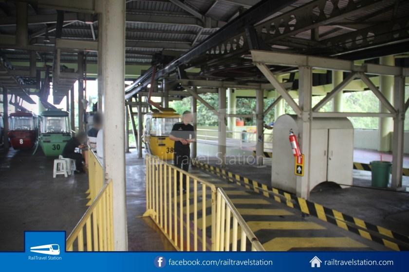 TMII Cable Car Terminal A 012