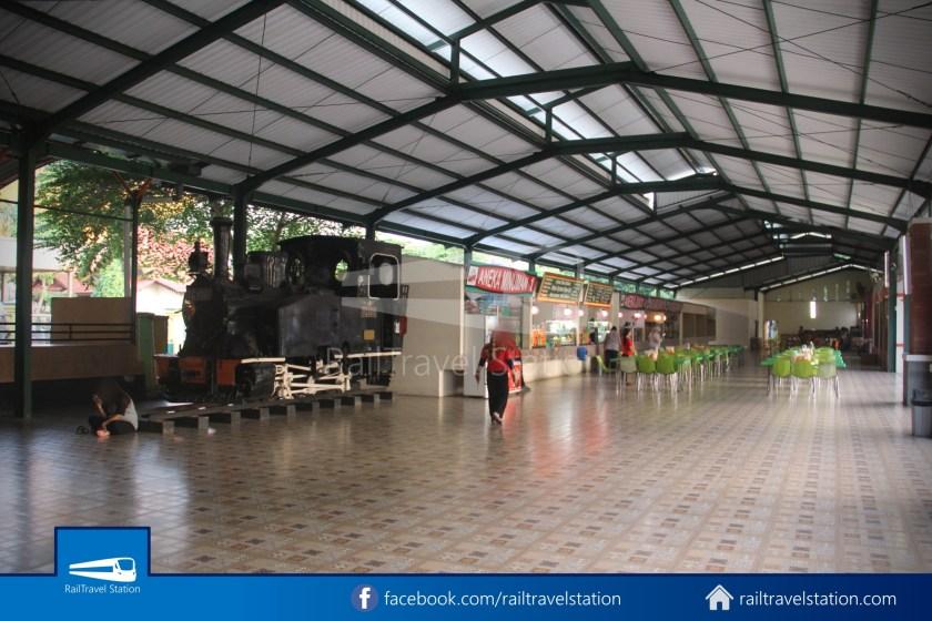 TMII Mini Train 092