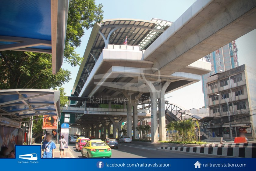 BTS Kasetsart University Extension Ha Yaek Lat Phrao Kasetsart University 088