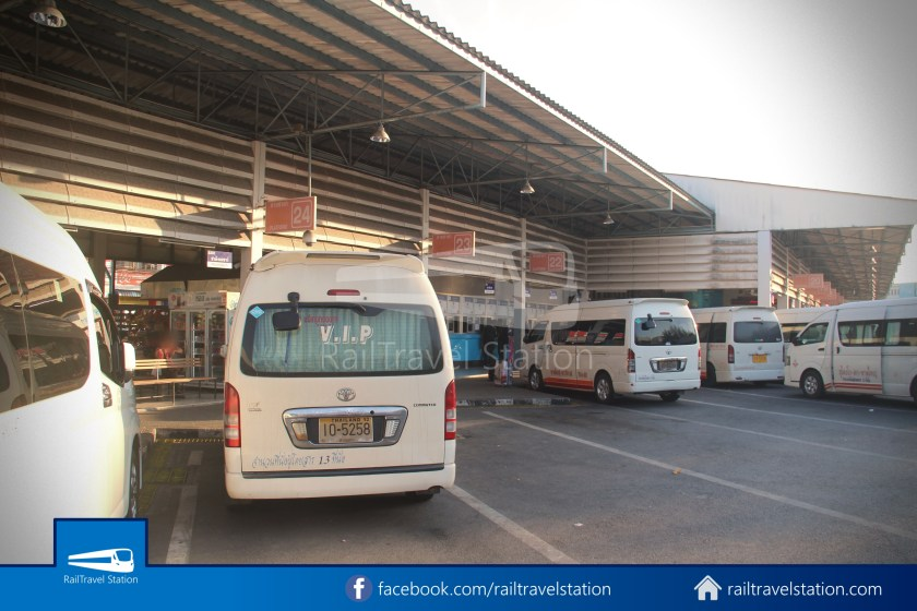 Hat Yai Airport Minibus Airport Bus Station 034