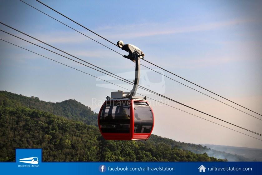 Hat Yai Cable Car Great Brahman Phra Buddha Mongkol Maharaj 007