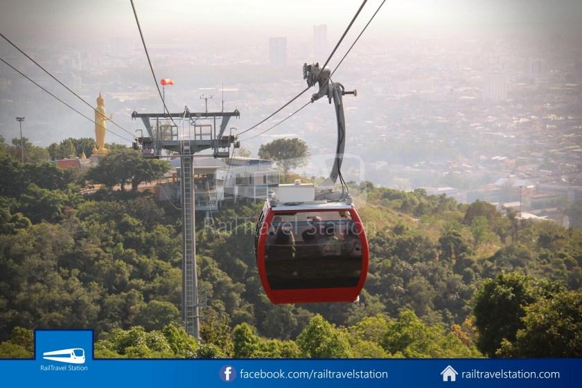 Hat Yai Cable Car Great Brahman Phra Buddha Mongkol Maharaj 018