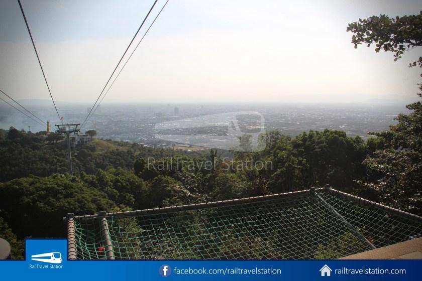Hat Yai Cable Car Great Brahman Phra Buddha Mongkol Maharaj 020