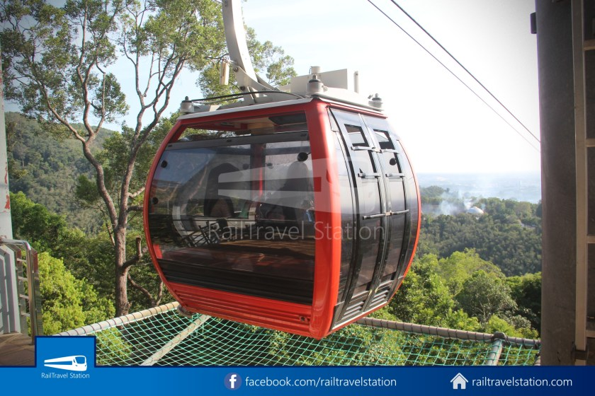 Hat Yai Cable Car Great Brahman Phra Buddha Mongkol Maharaj 025