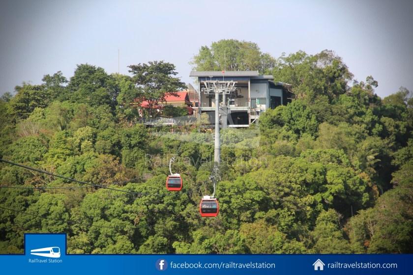 Hat Yai Cable Car Great Brahman Phra Buddha Mongkol Maharaj 043
