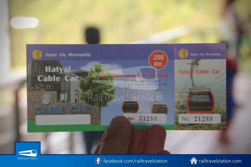 Hat Yai Cable Car Phra Buddha Mongkol Maharaj Great Brahman 014