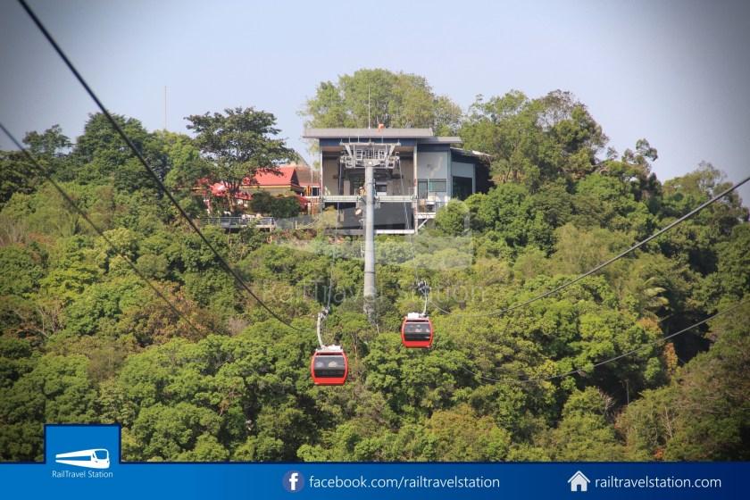 Hat Yai Cable Car Phra Buddha Mongkol Maharaj Great Brahman 017
