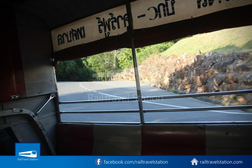 Hat Yai City Municipality Park Shuttle Songthaew Cable Car Wonders Land 011