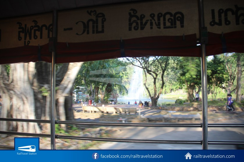 Hat Yai City Municipality Park Shuttle Songthaew Cable Car Wonders Land 019
