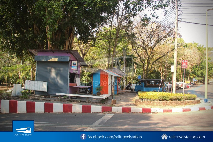Hat Yai City Municipality Park Shuttle Songthaew Wonders Land Cable Car 007
