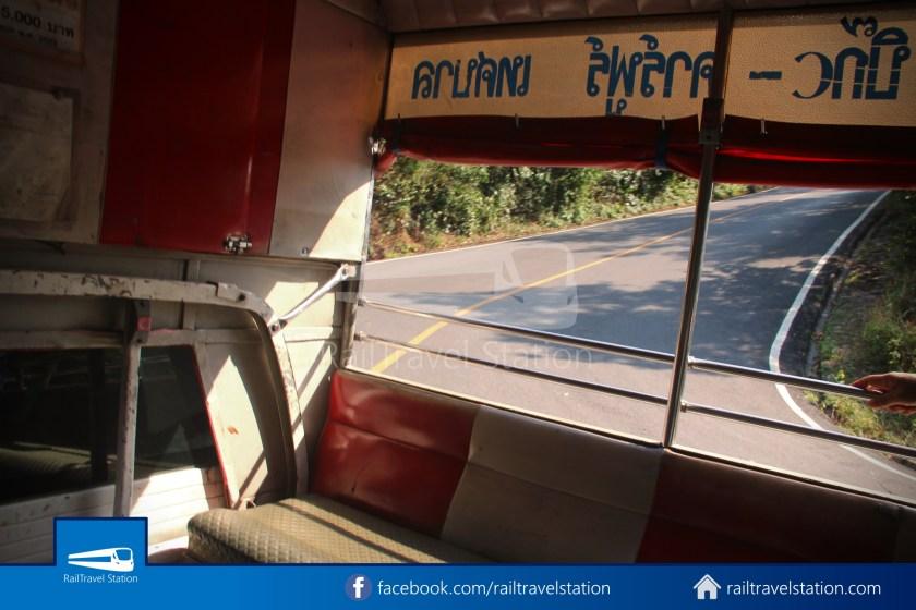 Hat Yai City Municipality Park Shuttle Songthaew Wonders Land Cable Car 021