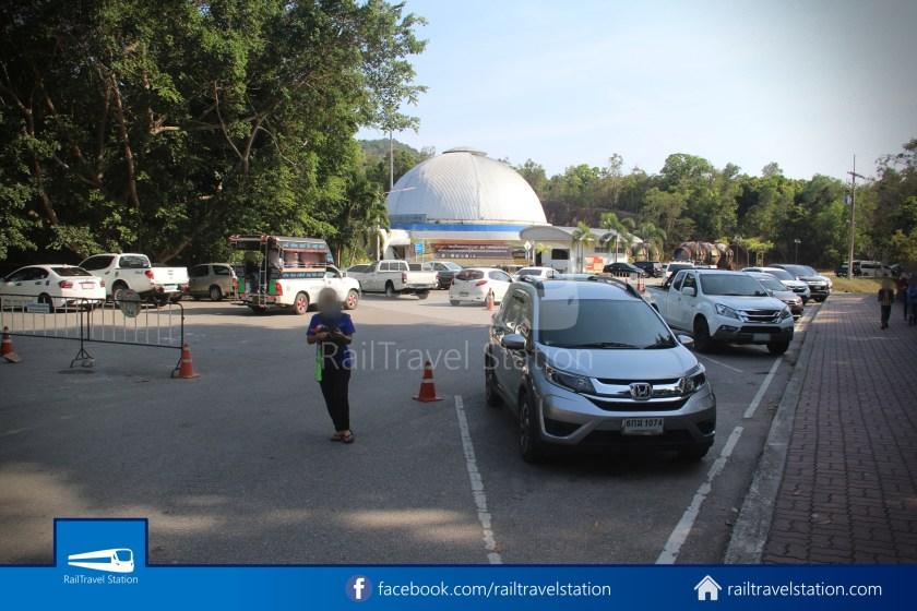 Hat Yai City Municipality Park Shuttle Songthaew Wonders Land Cable Car 026
