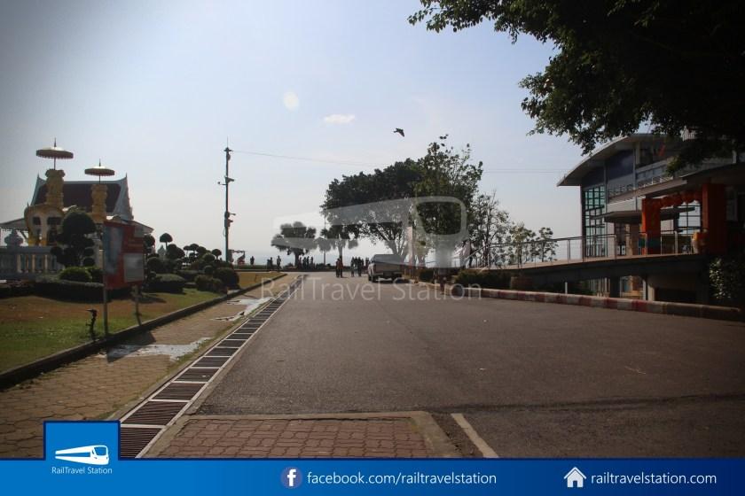 Hat Yai City Municipality Park Shuttle Songthaew Wonders Land Cable Car 027