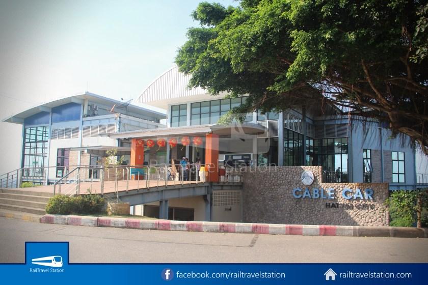 Hat Yai City Municipality Park Shuttle Songthaew Wonders Land Cable Car 028