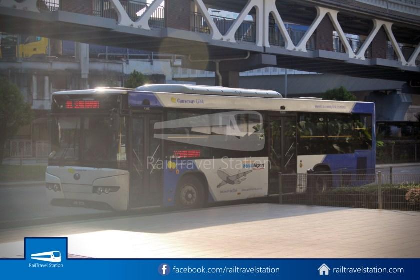 Causeway Link AA1 JB Sentral Senai Airport 9am 009
