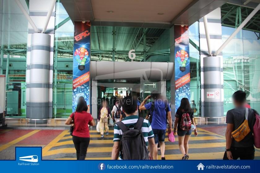 Causeway Link AA1 Senai Airport JB Sentral 3pm 031