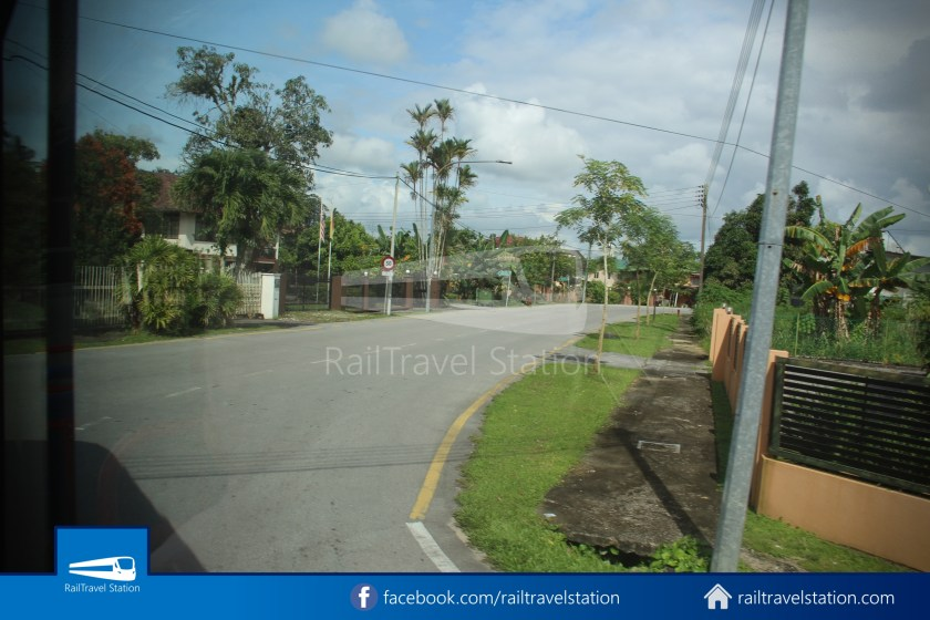H2 Sarawak Hydrogen Bus Downtown Heritage Loop 043