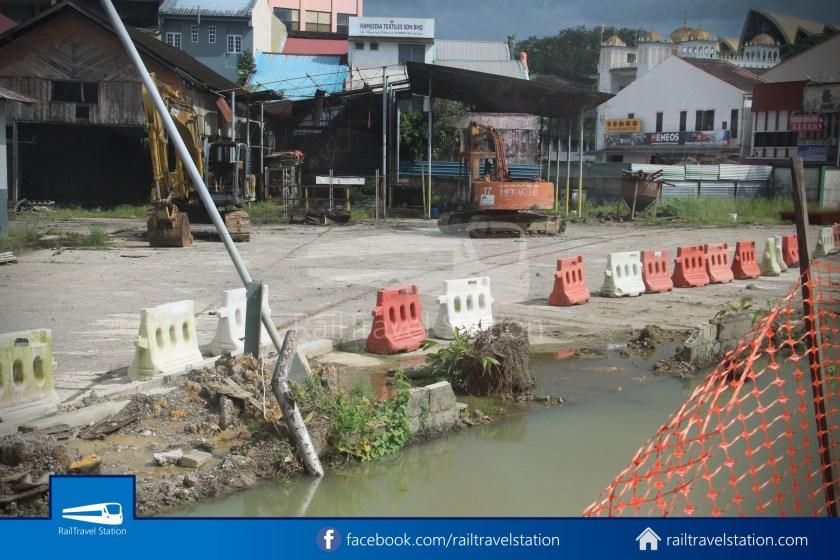 H2 Sarawak Hydrogen Bus Downtown Heritage Loop 057