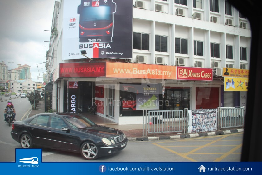 H2 Sarawak Hydrogen Bus Downtown Heritage Loop 082
